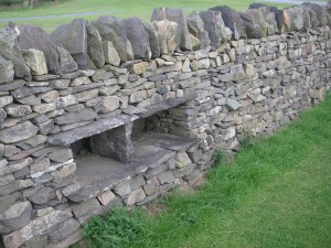 Bee Boles in Skiddaw Slate