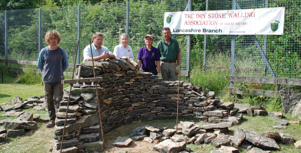 Dry Stone Walling Association Lancashire Branch